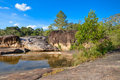 Rio On Pools In Mountain Pine Ridge Forest Reserve, Belize Royalty Free Stock Photo - 66807515