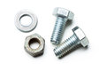 Screws Isolated Stock Image - 66824261
