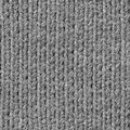 Seamless Gray Knitting Texture. Stock Images - 66837374