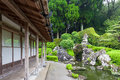 Samurai House And Garden In Chiran Royalty Free Stock Images - 66886089