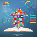 Abstract Creative Concept Vector Siluet Hands Of Icons. For Web And Mobile Applications  On Background Royalty Free Stock Images - 66887919