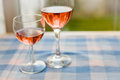 Two Wine Glasses Royalty Free Stock Image - 66911116