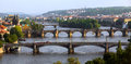 Prague Bridges Stock Photography - 66911232