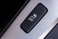 Slippery Button. An Image Of A Button For Traction Control Royalty Free Stock Image - 66920506