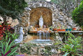 Lourdes Grotto Miracles Stock Photography - 66941992