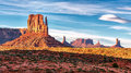 Sunset View At Monument Valley, Arizona Royalty Free Stock Photos - 66947148