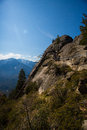 Moro Rock, Sequoia National Park Royalty Free Stock Photography - 66955307