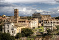 Roman Forum. Royalty Free Stock Images - 66985959