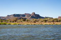 Riverbank Of Orange River, South Africa Stock Images - 67047094