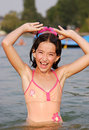 Joy In The Water Royalty Free Stock Image - 6719836