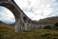 Glenfinnan Viaduct Royalty Free Stock Images - 67135579