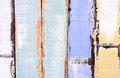 Old Pastel Color Wood  Panels Stock Photography - 67136532
