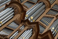 Old Large Pipe Organ Stock Images - 67137054