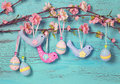 Easter Decoration Stock Photo - 67193130