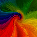 Abstract Background Of Twirl Vibrant Colors Stock Photo - 67239280