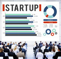 Startup New Business Growth Sucess Development Concept Royalty Free Stock Photography - 67244707