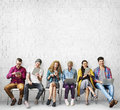 Diversity Friends Connection Global Communication Concept Royalty Free Stock Images - 67248689
