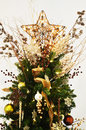 Christmas Tree Star Royalty Free Stock Images - 67284359
