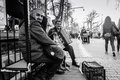Street Musicians Royalty Free Stock Image - 67385756