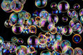 Soap Bubbles Abstract Colorful Background Royalty Free Stock Images - 67390819