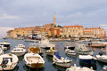 Harbor Of Ancien Town Rovin Royalty Free Stock Images - 6747119