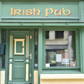 Irish Pub, Frontal View. Stock Photography - 67411842