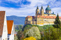 Melk Abbey In Austria Stock Photo - 67426360