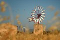 Windmill, Mallorca. Royalty Free Stock Photography - 67464457