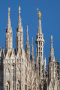 Milan Cathedral In Milan, Lombardy, Italy. Royalty Free Stock Photo - 67469925