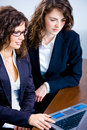 Women In Business Royalty Free Stock Photography - 6751877