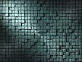 Abstract 3D Background Stock Image - 6752451
