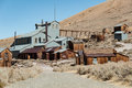 Bodie State Historic Park,  Ghost Town In The Bodie Hills, Mono Royalty Free Stock Image - 67548816