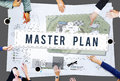 Master Plan Management Mission Performance Concept Royalty Free Stock Photography - 67566267