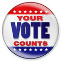 Your Vote Royalty Free Stock Images - 6769429