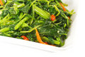 Stir Fried Vegetables Royalty Free Stock Photo - 6776275