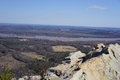 View From Pinnacle Mountain - Arkansas Royalty Free Stock Image - 67719766
