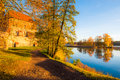 Lake Landscape At Fall Stock Photography - 67765962