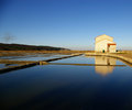 The Old Salt-pans In Secovlje Stock Images - 67795804