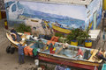Fish Market In Valparaiso, Chile Stock Image - 67813891
