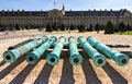 Invalides Cannons Stock Photo - 67845460
