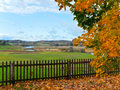 Autumn In Rural Place Royalty Free Stock Photos - 6794518