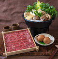 Beef Slices Hotpot Royalty Free Stock Photos - 67932958