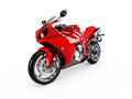 Red Motorcycle Royalty Free Stock Photography - 67990037