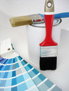 Paint, Brush, Color Samples Stock Images - 682874