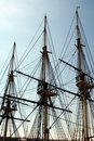 Tall Ship Mast Stock Photo - 686350