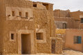The Ruins Of Ancient African Berber City Fortress Stock Image - 68068021