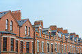 Roof And Chimneys In Belfast Stock Photos - 68090093