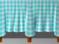 Tablecloth Royalty Free Stock Photo - 6810015