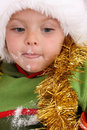 Baking Christmas Cookies Stock Images - 6819704