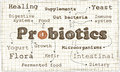 Illustration About Probiotics Stock Photography - 68117092
